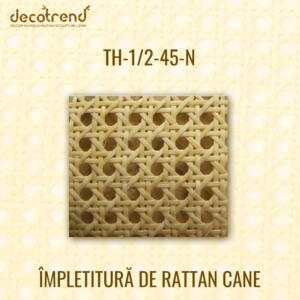 Impletitura Rattan Cane NATUR TH-1_2-45-N