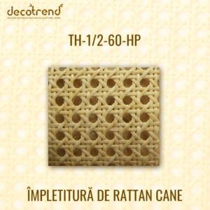 Impletitura Rattan Cane TH-1_2-60-HP