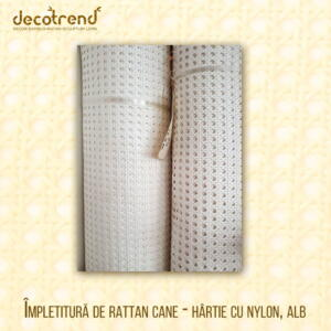 Impletitura Rattan Cane TH-1_2-90-P-alb