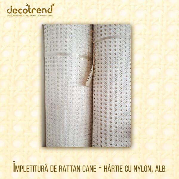 Impletitura Rattan Cane TH-1_2-90-P-alb