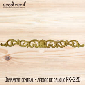 Ornament central - arbore de cauciuc FK-320