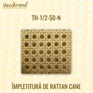 Impletitura Rattan Cane TH-1_2-50-N