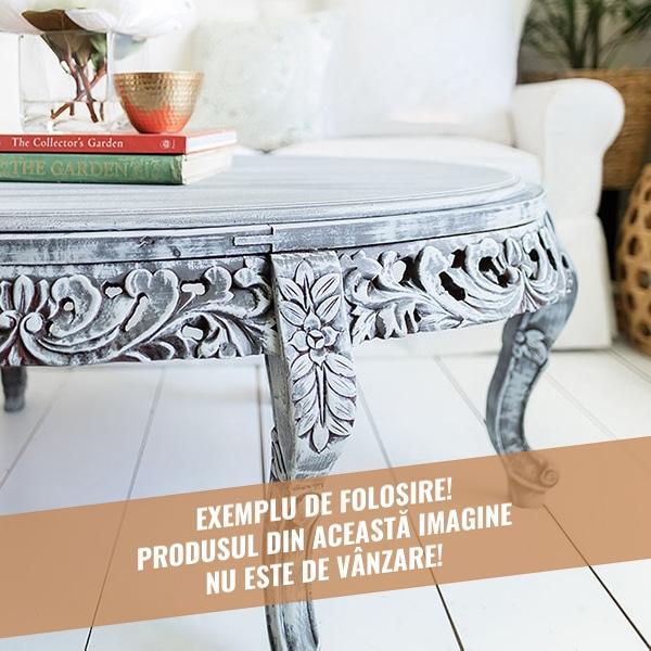 Exemple de folosire picioare lemn mobila sculptate 6