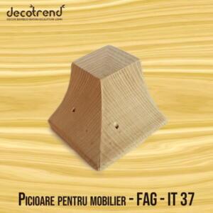 Picioare mobila fag IT 37-1