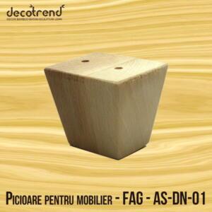 Picioare mobila esenta de fag - AS-DN-01