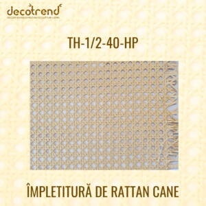 Impletitura Rattan Cane TH-1-2-40-HP